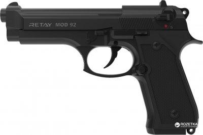 Стартовий пістолет Retay MOD 92 9 мм Black (11950320)