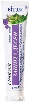Зубная паста Витэкс Dentavit Защита десен с фтором 160 мл (4810153011251)