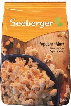 Кукурудза Seeberger для попкорну 500 г (4008258528020)
