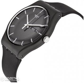 Мужские часы SWATCH Mono Black SUOB720