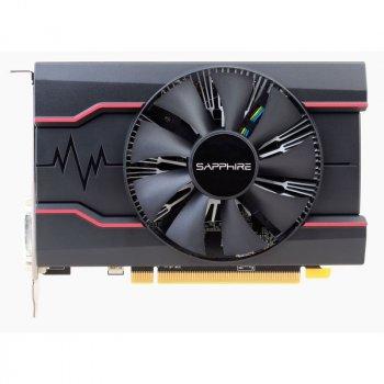 Sapphire PCI-Ex Radeon RX 550 Pulse 4GB GDDR5 (128bit) (1206/7000) (DVI, HDMI, DisplayPort) (11268-01-20G)