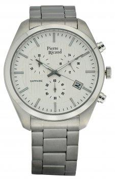 Мужские часы Pierre Ricaud PR 97025.4113CH