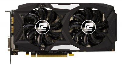 Видеокарта AMD Radeon RX 470 4GB GDDR5 Red Dragon PowerColor (AXRX 470 4GBD5-3DHD/OC)
