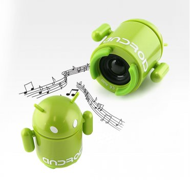 Акустика Android Boy ID-710 FM, MP3, USB акустика
