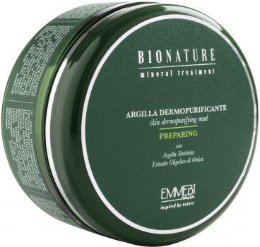 Очисна глина Emmebi Italia BioNature Argilla Dermopurificante 300 мл (8057158890238)