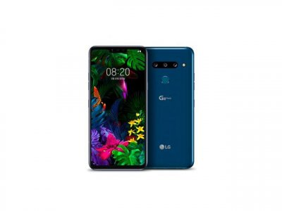 LG G8 ThinQ 128Gb Moroccan Blue 1sim
