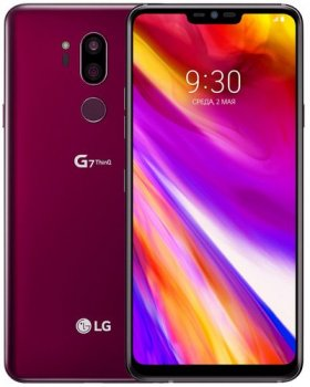 LG G7 ThinQ 4/64GB Raspberry Rose 1sim