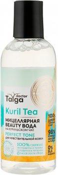 Міцелярна вода Natura Siberica Doctor Taiga Beauty для чутливої шкіри 170 мл (468038358616)
