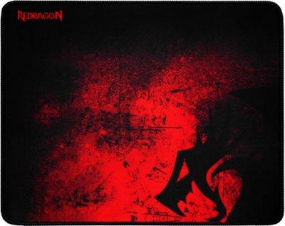 Ігрова поверхня Redragon Pisces Speed Black-Red (78229)