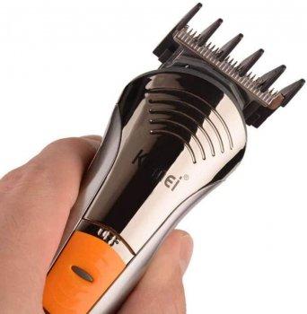 Тример універсальний Kemei 580A 7 в 1 для стрижки волосся і бороди (L0007-0007)