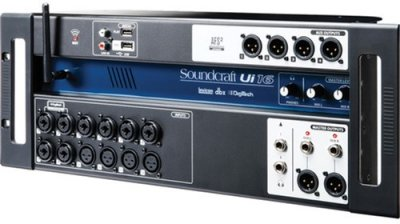 Soundcraft Ui-16 (225334)