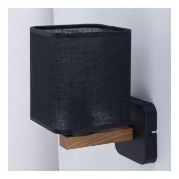 Бра розсіяного світла TK Lighting 4164 Tora Black (tk-lighting-4164)