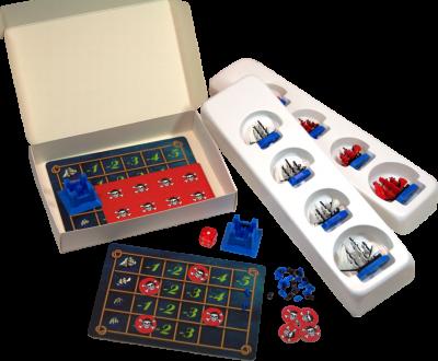 Настольная игра Bombat Game Морской бой (4820172800064)