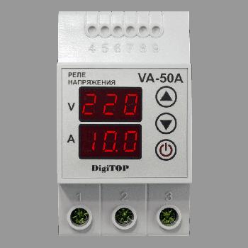 Реле напряжения/тока DigiTOP VA-50A
