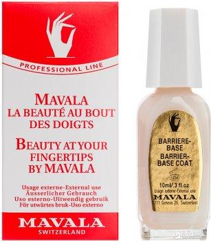 Захисне покриття для слабких і крихких нігтів Mavala Barrier-Base Coat 10 мл (7618900904507)