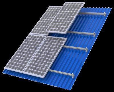 Алюмінієва система кріплень для скатної покрівлі Sunfix