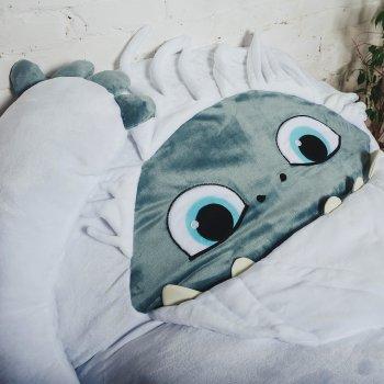 Дитяче безкаркасне ліжечко Lavibo Єті L 220х170 см