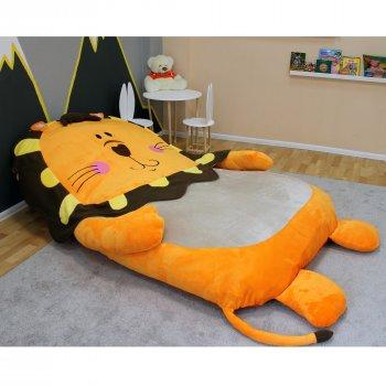 Дитяче безкаркасне ліжечко Lavibo Левеня S 140х90 см