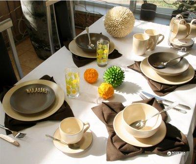 Чайний набір Milika Sesame з 8 предметів (M0430-10627B)
