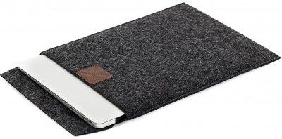 Чехол для ноутбука Gmakin для MacBook Air/Pro 13.3'' Grey/Brown (GM17)