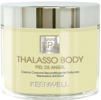 Омолоджувальний крем для тіла Keenwell Thalasso Body Шкіра Ангела 270 мл (8435002110976)