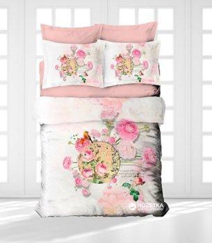 Комплект постельного белья Gokay Ранфорс 3D Melis 200x220 (010079132)