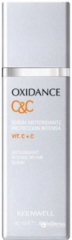 Антиоксидантная интенсивная сыворотка с витамином C Keenwell Oxidance для всех типов кожи 40 мл (8435002120012)