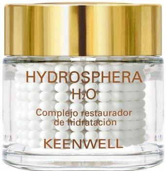 Увлажняющий ревитализирующий комплекс H2O Keenwell Aquasphera для нормальной и сухой кожи 80 мл (8435002111782)
