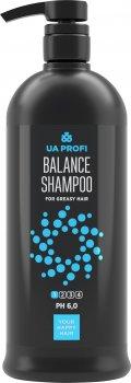 Шампунь UA Profi Біосерний для жирного волосся 1000 мол (4820198450151_482019845015)
