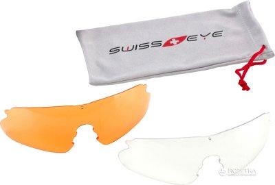 Защитные очки Swiss Eye Raptor Серые (23700508)