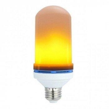 Лампа LED Flame Bulb з ефектом полум'я вогню E27 (F00937423)