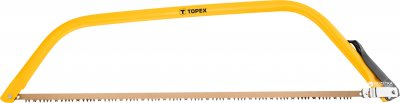 Ножовка по дереву TOPEX 760 мм (10A907)