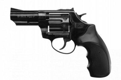 Револьвер під патрон флобера Ekol Viper 3 (чорний)
