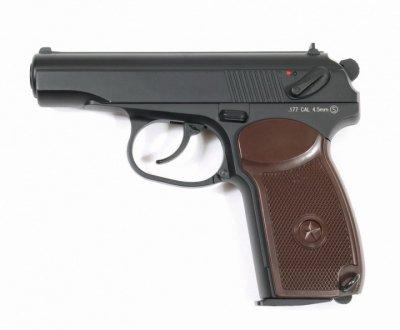 Пневматичний пістолет KWC MAKAROV PM