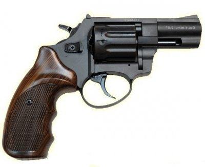 Револьвер під патрон Флобера Stalker 2,5 wood