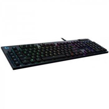 Клавіатура Logitech G815 Lightpeed RGB Mechanical GL Tactile (920-008991)