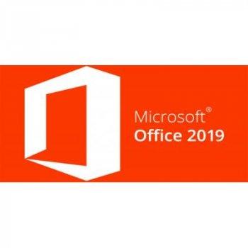 Офісне додаток Microsoft Office 2019 Home and Student Ukrainian (79G-05048)