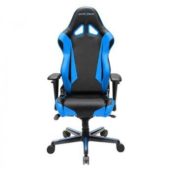 Крісло для геймерів DXRacer Racing OH/RV001/NB Black/Blue