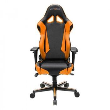 Крісло для геймерів DXRacer Racing OH/RV001/NO Black/Orange
