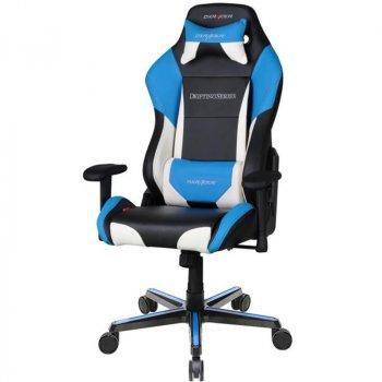 Крісло для геймерів DXRacer Drifting OH/DM61/NWB Black/White/Blue