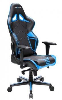 Крісло для геймерів DXRacer Racing OH/RV131/NB Black/Blue