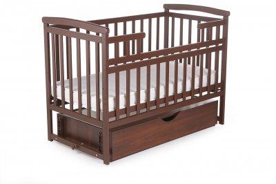 Ліжко TRANSFORMER (з шухлядою) DESON колір Горіх DS-103