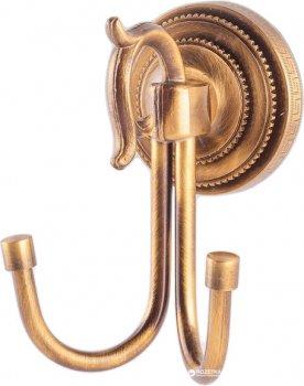 Крючок двойной KUGU Versace Antique 210A