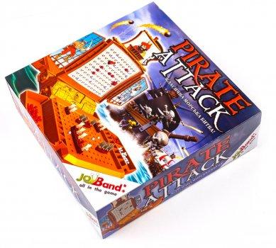 Настільна гра JoyBand для дітей 6-13 років Морський бій (12200) (4897021190225)