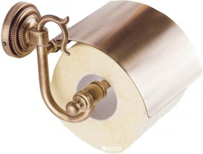 Тримач для туалетного паперу KUGU Versace Antique 211A
