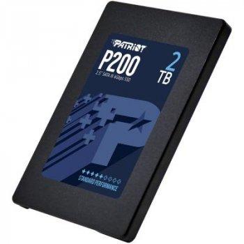 Накопичувач SSD 2.5 2TB Patriot (P200S2TB25)