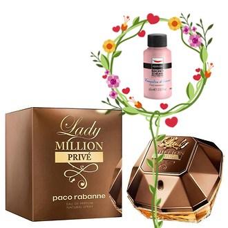 Жіноча парфумерія PACO RABANNE LADY MILLION PRIVE 30МЛ (3349668535460)
