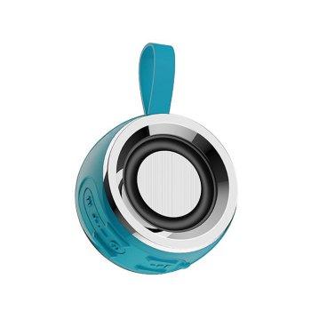 Портативна Bluetooth колонка Borofone BR2 (microSD, USB, FM, HF 2.0) Зелений 82212gn