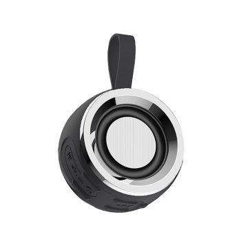 Портативна Bluetooth колонка Borofone BR2 (microSD, USB, FM, HF 2.0) Чорний 82212bk