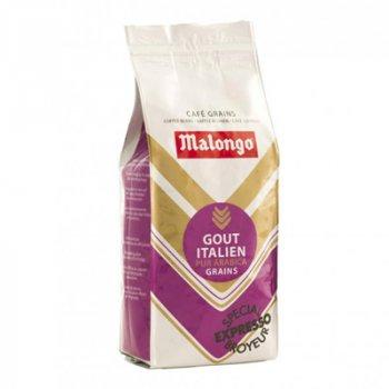 Кофе в зернах Malongo Gout Italien 250 г